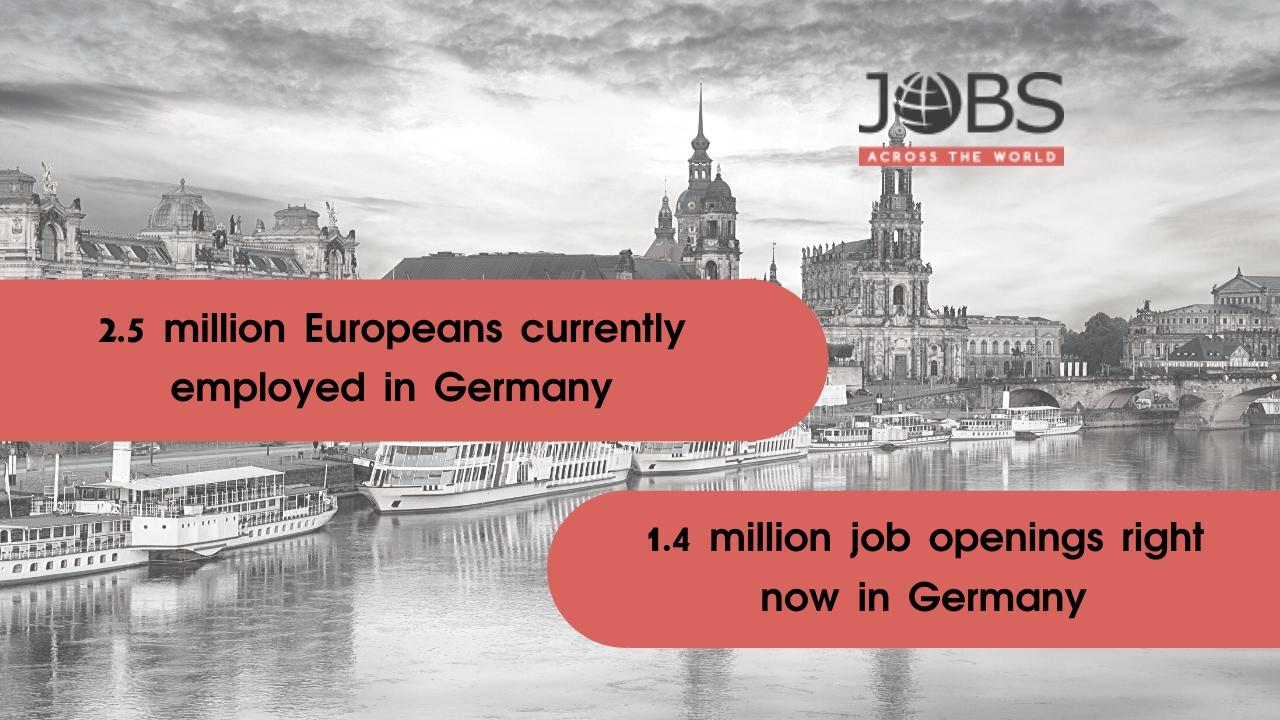 Jobs Across The World - Germany