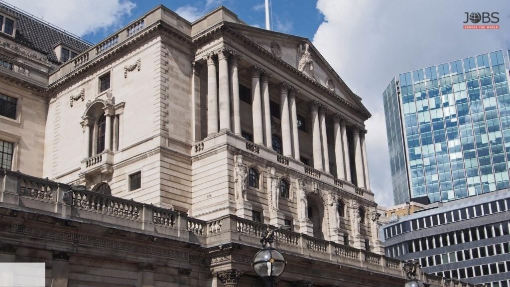 JobsAWorld - Bank of England